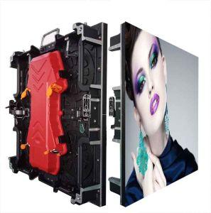Mwdisplay P РП3.91 крытый полноцветный светодиодный дисплей в аренду получить обновления экрана 3840Гц