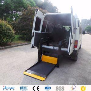 Ce Wl-D-880 подъемник для инвалидных колясок Ван с полной платформы