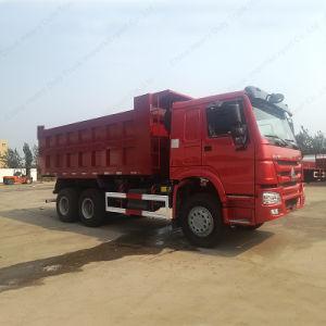 De Vrachtwagen van de Stortplaats 336HP van Sinotruk HOWO 6X4 25 Ton (ZZ3257N3647A)