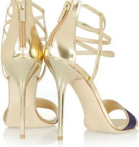 Nouvelle collection haut talon femmes sandales