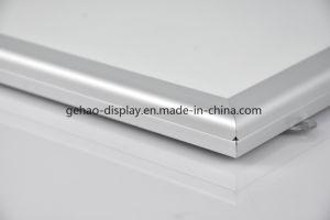屋外の単一の側面アルミニウムカスタムプラスチックポスターフレーム