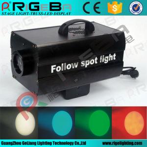 150W LED folgen Scheinwerfer-Dekoration-Muster-Stadiums-Licht