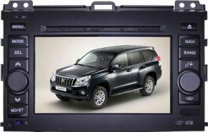 7 lettori DVD speciali dell'automobile dello schermo di tocco di pollice per Toyota Prado con Bluetooth, navigazione di GPS
