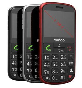 Bejaarde Mobiele Telefoon O6