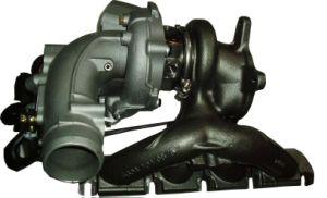 El turbocompresor para VW, Audi 2.0 TFSI (K04 53049880064)
