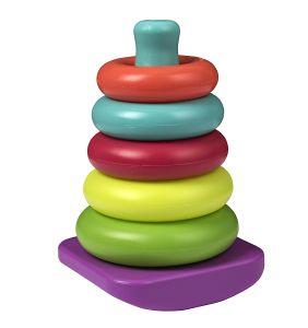 Pädagogisches Spielzeug und sensorische stapelnde Spielwaren für Baby-Kind-Kleinkind