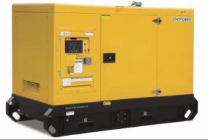 Qd350C/CS gerador a diesel do gerador Diesel Cummins Silenciosa Nat855-G4