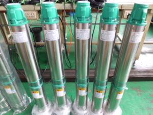 잠수할 수 있는 시추공 펌프 (100Y QJD)