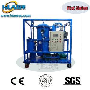 Tipo de operación en línea automática de aceite aislante de vacío Máquina purificadora
