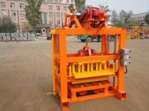 中国はQtj4-40に中国の機械を作る具体的な空のブロックを作った