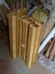 Tecidos de malha de arame de latão