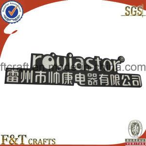 Placa de identificação personalizada de moda (FTNP1011A)