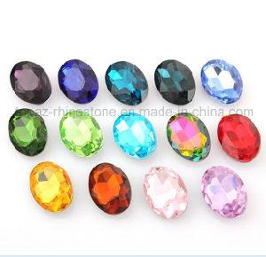 Form-Schmucksachen Navette Rhinestone GlasBeadspoint rückseitige Kristallraupen in den Farben (Pb-Navette)