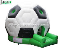Fútbol inflable castillo hinchable (B008)