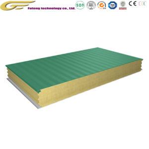 Cold Room PU изолированный настенной панели стальной лист Сэндвич панели