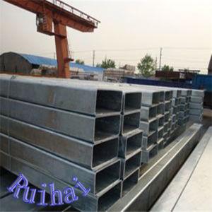 構築の熱間圧延の長方形によって溶接される穏やかな鋼管