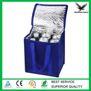 Bolso del almuerzo de Thermo del aluminio de la promoción 600d de encargo