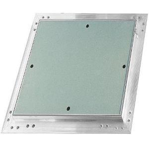 Plaques de plâtre décoratif acier aluminium étanche panneau d'accès au plafond
