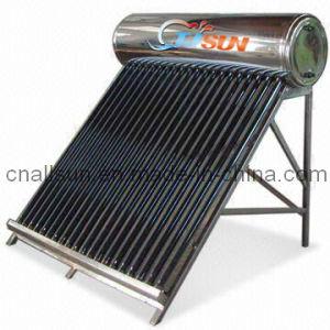 Non-Pressure солнечной энергии для нагрева воды системы