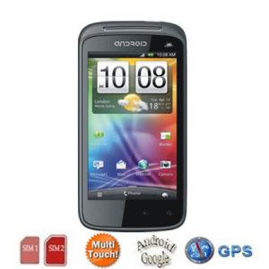 Androïde 2.3 GPS WiFi van de ster A3 Mobiele Telefoon