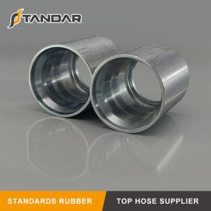 Hidráulico de acero inoxidable de alta presión Adaptador de manguera de agua