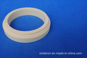 Anillo de cerámica alúmina con alta calidad y tamaño de la estabilidad