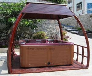 Neues Design Outdoor SPA Hot Tub Wooden 3X3 Gazebo (SR881)