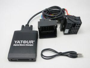 Estéreo para coche USB Adaptador para Opel CD30 Holden Vauxhall Radio MP3 del cambiador de CD digital
