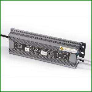 IP67 esterni impermeabilizzano l'alimentazione elettrica di commutazione di 150W DC12V LED
