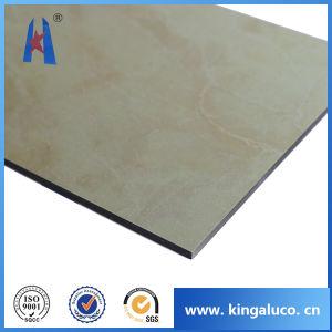 Алюминий оформление материалов мраморным ACP