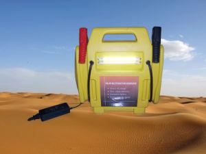 Beweglicher gelber Solargenerator-c$joysolar