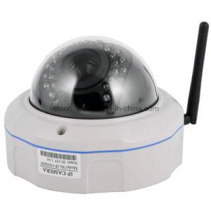 macchina fotografica senza fili del IP IR di notte di 1080P della cupola protetta contro le esplosioni della macchina fotografica