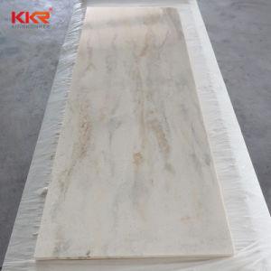 Het in het groot Marmer van Veining van de Textuur kijkt Stevige Oppervlakte (181030)