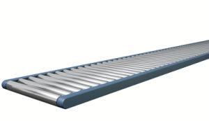 Transportador de rolos de gravidade em linha reta para Caixa de Cantão, Armazém, Logística