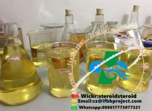 Óleo de corticosteróide injetável Semi-Finished Andropen 275mg/ml para musculação