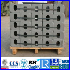 La ISO del contenedor de envío Las dimensiones de montaje en esquina 178*162*118mm
