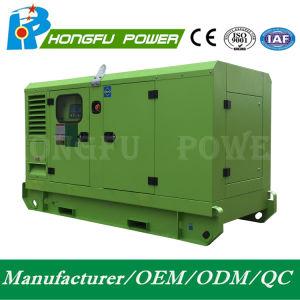 geluiddichte Super Stille Diesel 200kw Hongfu Generator met de Motor van Volvo