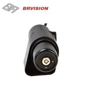1080P前部背面図の商用車のダッシュのカメラGPSおよびロックできるSDのカードスロットとのWiFi機能