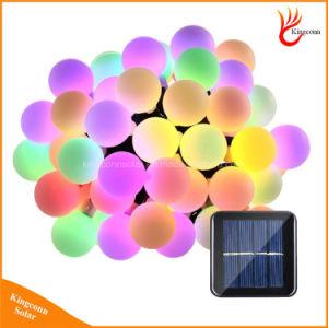 屋外の防水庭ライト装飾のための太陽ストリングライト