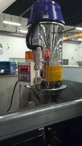 Automatische Vakuumzufuhrbehälter-Ladevorrichtung für Absaugung und die Übermittlung der Plastikpartikel