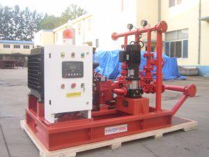 디젤 엔진에 의하여 화재 싸움 펌프세트 FF150-120 Drived
