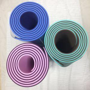 Venta caliente PVC Ecológica de caucho TPE EVA estera del yoga