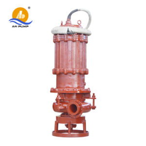 Bomba eléctrica de metalurgia dos dejectos submersíveis