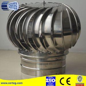 geen turboventilator van het machtsdak geen ventilator van de machtsturbine