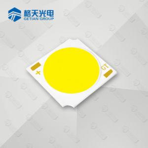 Blanco frío de la base de aluminio 5700K COB LED 25W