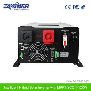 1kw 2kw 3kw 4kw 5kw 6kw 8kw 10kw 12kw fase dividida 120V/240V MPPT Inversor híbrido