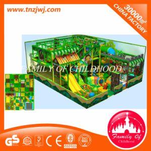 Design de floresta Labirinto Grande Piscina parque infantil para crianças