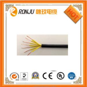 Cavo di controllo schermato inguainato PVC isolato PVC del collegare di rame