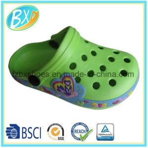 Children's EVA Unisex sabots avec la conception de papillon