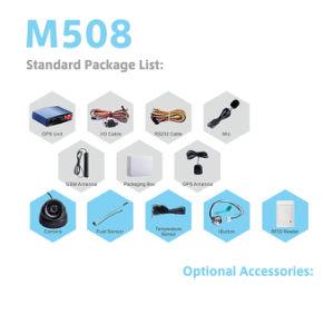Comercio al por mayor Bloquear/desbloquear la puerta por SMS Car Tracker GPS M508